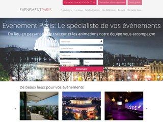 www.evenementparis.fr
