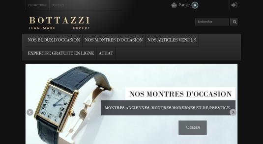 Bijouterie Bottazzi à Paris