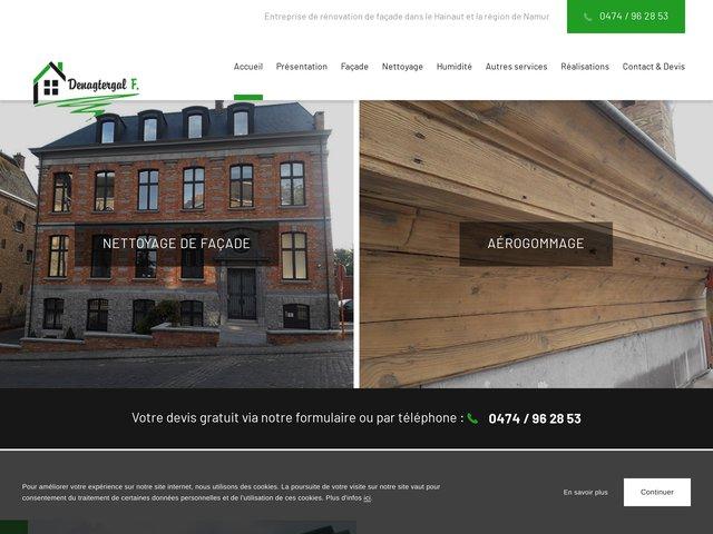 Entreprise de rénovation de bâtiment dans le Hainaut