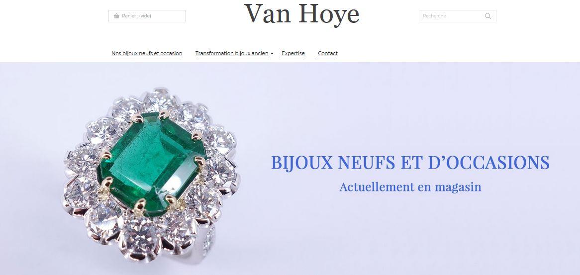 Van Hoye : meilleure joaillerie à Paris