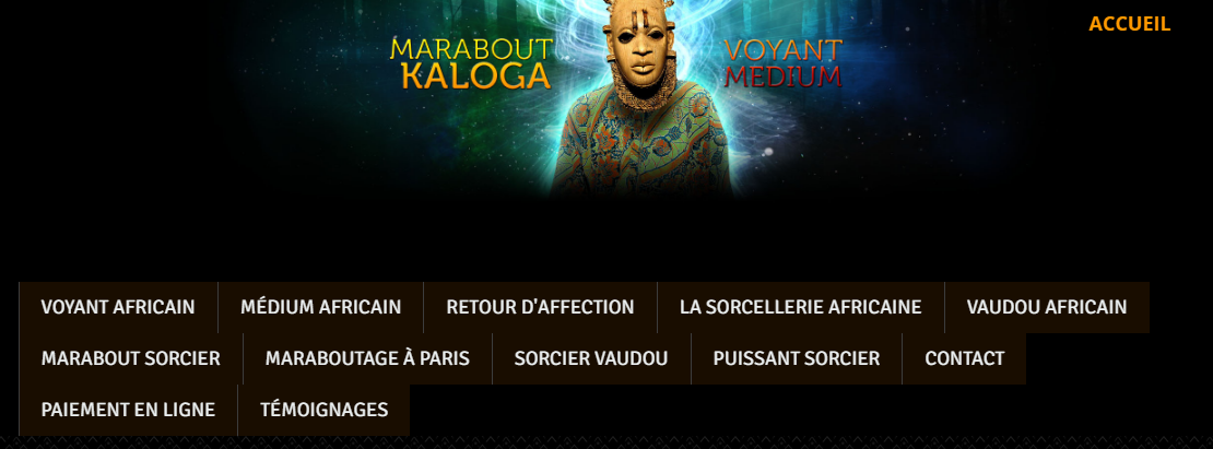 Maraboutparis