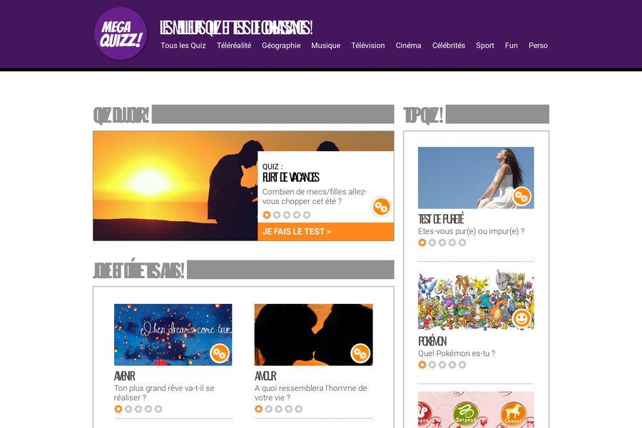 Read more about the article Les meilleurs quiz en ligne