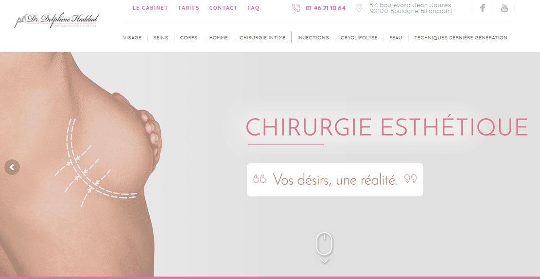 Read more about the article Spécialiste de la chirurgie esthétique à Boulogne-Billancourt