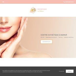 Read more about the article Les soins esthétiques à MB Esthétique
